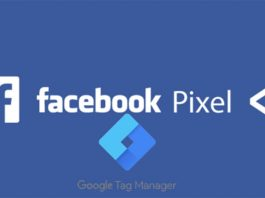 Facebook Pixel and Google tag manager (GTM)
